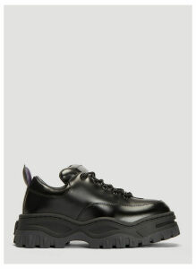 Eytys Angel Leather Sneakers in Black size EU - 45