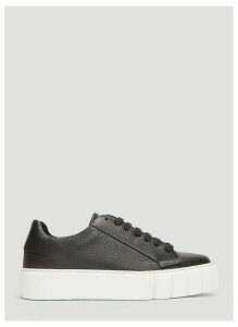 Primury DYO Leather Sneakers in Black size EU - 39