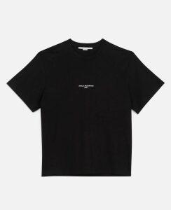 Stella McCartney Black Stella McCartney 2001. T-shirt, Women's, Size 16