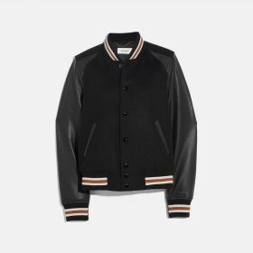 Coach Blank Varsity Jacket