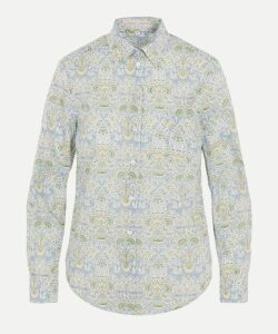 Lodden Womens Tana Lawn Cotton Bryony Shirt