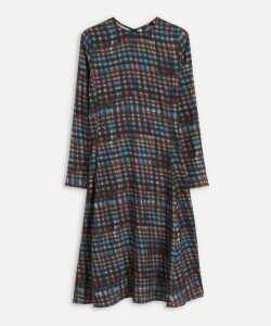 Deborah Wool Long Sleeve Ribbed Jumper