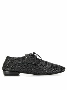 Marsèll woven leather shoes - Black