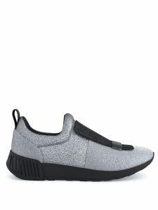 Sergio Rossi Sr1 Running sneakers - Grey