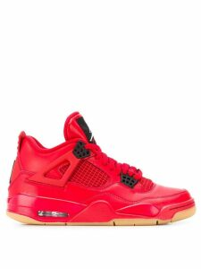Nike Air Jordan 4 Retro sneakers - Red