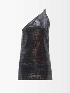 Joseph - Amine Silk-toile Blouse - Womens - Light Blue