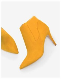 Elsworth Ankle Boots Yellow Women Boden, Yellow