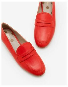 Georgina Loafers Red Women Boden, Red