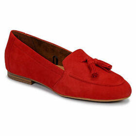 Tamaris  ILENA  women's Loafers / Casual Shoes in Red