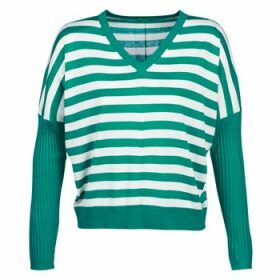 Benetton  MONIE  women's Sweater in Green