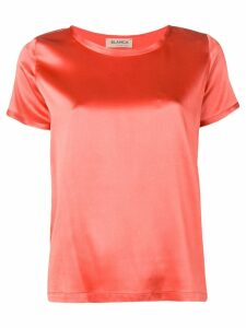 Blanca Vita satin top - ORANGE