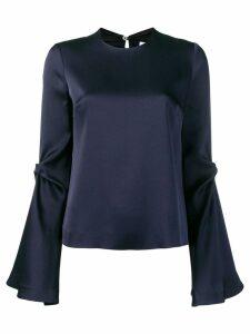 Galvan Orchid blouse - Blue