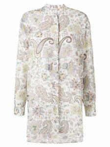 Etro paisley blouse - White