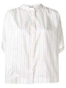 Joseph striped shirt - White