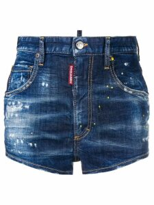 Dsquared2 Cool Girl shorts - Blue