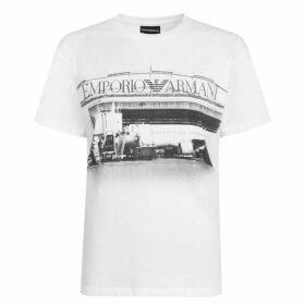 Emporio Armani Logo T Shirt