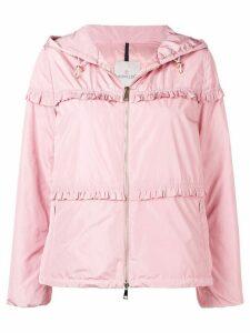 Moncler Prague lightweight jacket - PINK