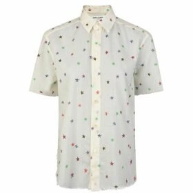 Saint Laurent Star Shirt