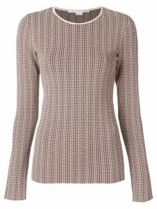Stella McCartney checked jumper - Multicolour