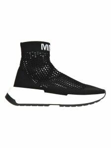 Mm6 Mm6 Socks Sneakers