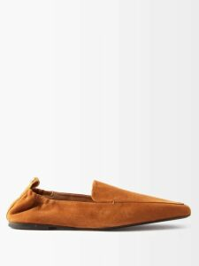 Prada - Roll-neck Cashmere-blend Sweater - Womens - Camel