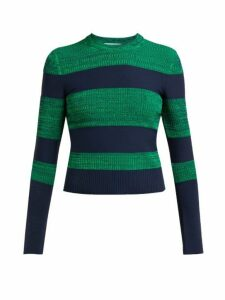 Sportmax - Po Sweater - Womens - Green Multi