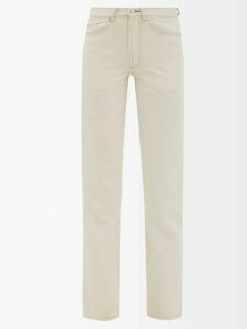 Alexander Mcqueen - Sarabande Lace V Neck Peplum Dress - Womens - Black