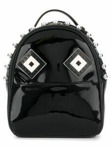 Les Petits Joueurs mask spheres backpack - Black