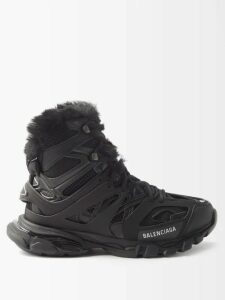 Prada - Cloudbust Low Top Technical Knit Trainers - Womens - Black Multi