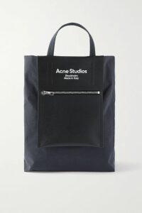 Esteban Cortázar - Asymmetric Ribbed-knit Sweater - Army green