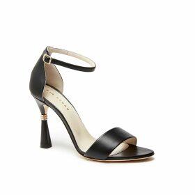 IMAIMA - Delia Velvet Dress In Black