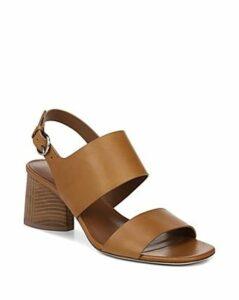 Via Spiga Women's Libby Block Heel Sandals