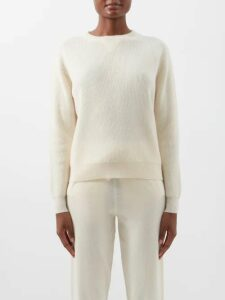 Raey - Long-line Cotton-jersey T-shirt - Womens - Grey