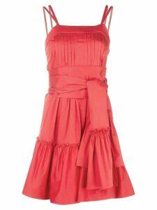 Alexis Oska dress - Red