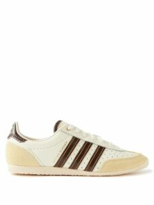 The Upside - Camouflage Print Performance Shorts - Womens - Green Multi