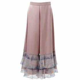 GISY - Gaia Fire Mandala Embroidered Shirtdress