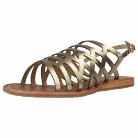 Les Tropéziennes par M Belarbi  C09905BEGONIA  women's Sandals in Gold