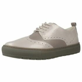 Geox  D BREEDA B  women's Casual Shoes in Grey