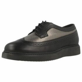 Geox  D THYMAR E  women's Casual Shoes in Black