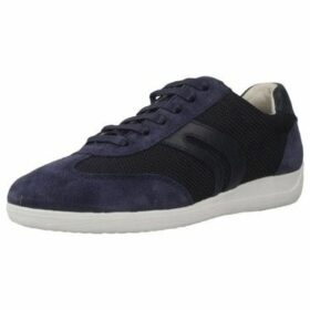 Geox  D MYRIA  women's Shoes (Trainers) in Blue