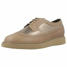 Geox  D THYMAR E  women's Casual Shoes in Brown