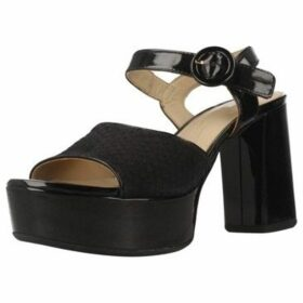 Geox  D GALENE  women's Sandals in Black