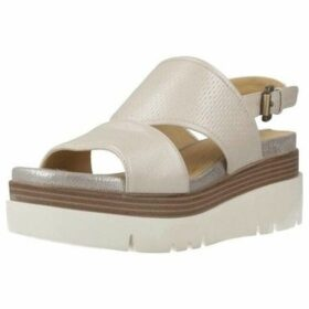 Geox  D RADWA  women's Sandals in Beige