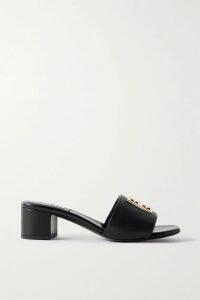 Alexander McQueen - Wool Straight-leg Pants - Black