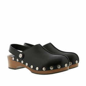 Christian Dior Loafers & Slippers - Diorquake Slippers Leather Black - black - Loafers & Slippers for ladies