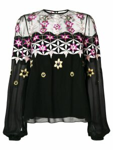 Temperley London Finale blouse - Black