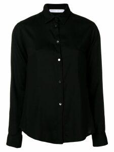 Société Anonyme classic curved hem shirt - Black
