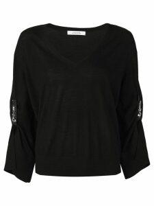 Dorothee Schumacher V-neck sweater - Black