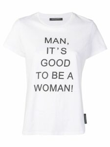 Marlies Dekkers Good to be a Woman T-shirt - White