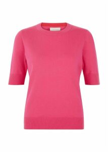 Paula Sweater Bright Pink